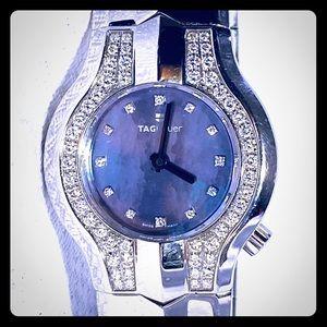 Tag Heuer Diamond Ladies Watch